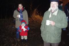 Sonnenwendfeuer 2003