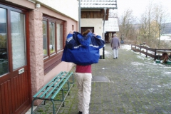 Aufräumaktion 2004
