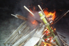 Sonnenwendfeuer 2004