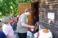 Kinderzelten 2006