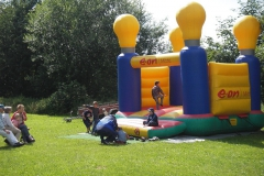 Spielplatzes 2007