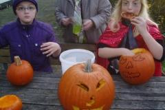 Halloweenparty 2010