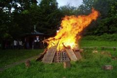 Sonnenwende und Backhausfest 2010
