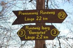 Wandern durchs Höllental 2010