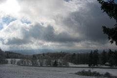 Winter auf dem Meißner