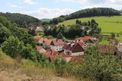 Mountainbiking: Eder-Höhenweg