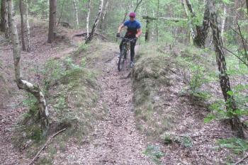 Mountainbiking: Frielendorf-Knüllwald