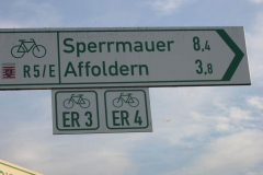 Radwandern: Ederauen-Fritzlar-Hemfurth