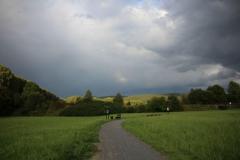 Radwandern: Ederauen-Radweg