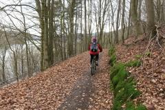 Radwandern am Edersee