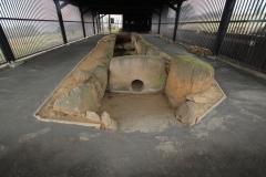 Ur- und Frühgeschichte des Steinkammergrabs