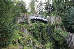 Wandern im Bergpark-Wilhelmshöhe