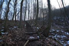 Wandern im Eichsfeld: Heldrastein