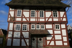 Wandern im Reinhardswald: Trendelburg