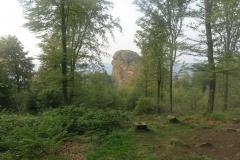 Wandern im Rothargebirge: Bruchhausener-Steine