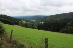Wandern im Rothargebirge: Uplandsteig