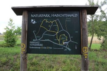 Wandern in Schauenburg: Habichtswald