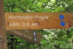 Wandern am Edersee: Hochsteinroute