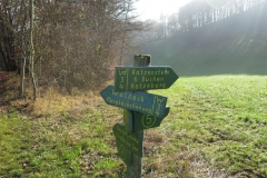 Wandern am Edersee: Katzensteinroute
