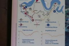 Wandern am Edersee: Ringelsbergroute