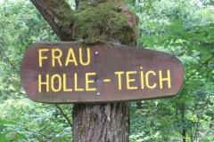 Wandern im Werra-Meißner-Kreis: Meßner