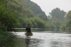 Wassersport auf der Eder