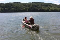 Wassersport auf dem Edersee