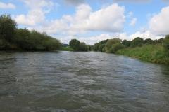 Wassersport auf der Fulda