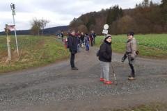 Wanderung auf dem NaturaTrail 12.1.2020