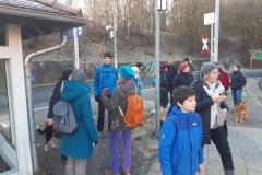 Wanderung von Kassel über Breitenbach nach Sand